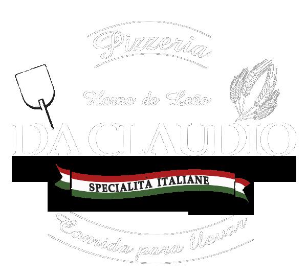 logotipo de DA CLAUDIO PIZZERIA SL.